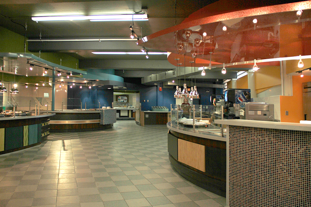 Rindge Campus Map Franklin Pierce University